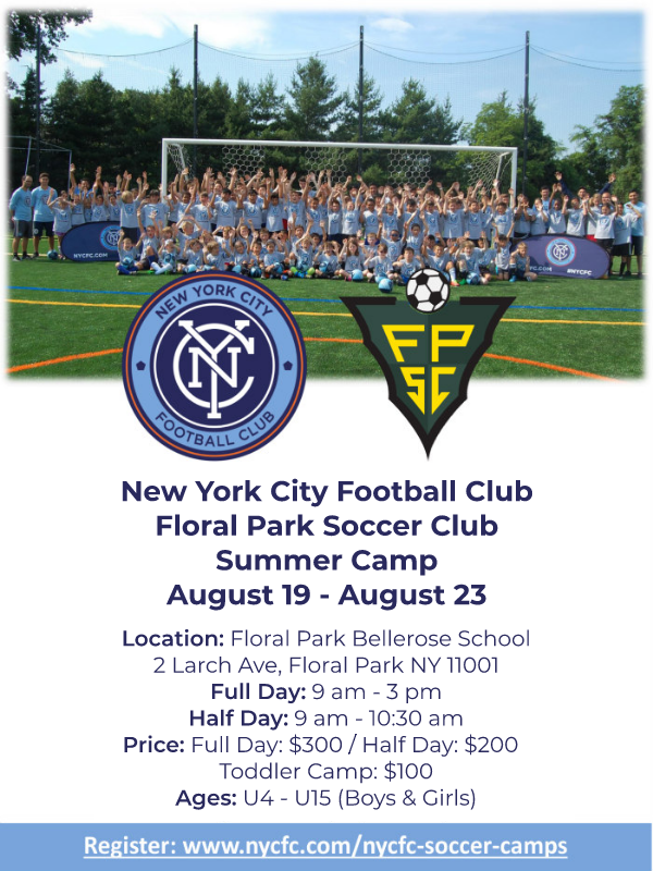 NYCFC Summer Camp